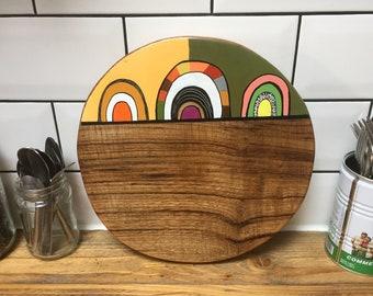 Arco-Iris Chopping Board