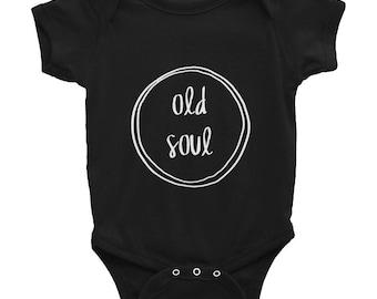Old Soul Infant Bodysuit