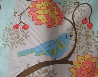 Valorie Wells for Free Spirit Nest Fabric in Autumn 1yard
