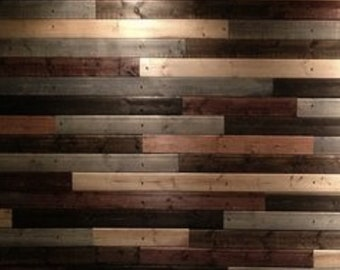 20 sq ft 120 yr. old Authentic Barn Wood Flooring