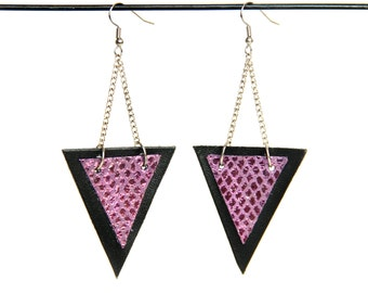 Trianthem Earrings