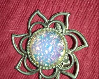 Vintage Star Brooch
