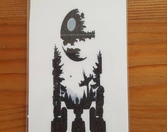 Star Wars R2D2 Bookmark