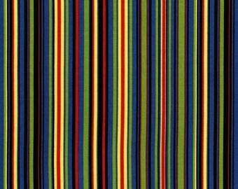 Michael Miller Fabrics - Play Stripe Retro - CX3137-RETR-D