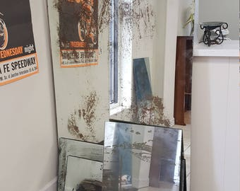 Custom Antiqued Mirrors-  ANY SIZE