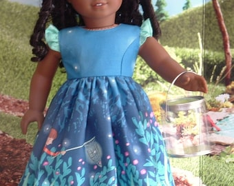 Catching Fire Flies for American Girl Dolls