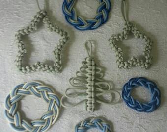 Hanukkah decorations,  Chanukkah,  Winter Solstice,  Frozen, Collection #7