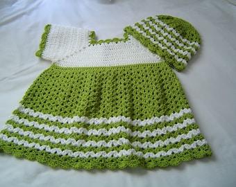 0030D Crochet Pattern 06 to 18 Months Baby Set Digital Download by CarussDesignZ