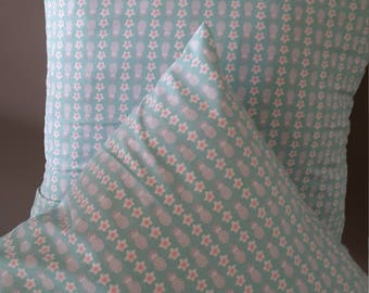 Pineapple pillow cover. 40x40cm