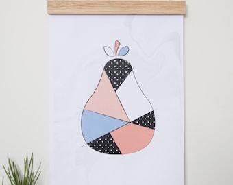 Print - Pear