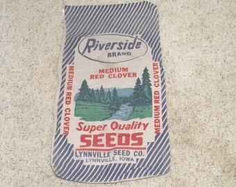 Excellent Riverside Seed Sack