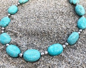 Turquoise Necklace, State...