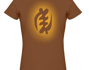 Gye Nyame T Shirt African symbol tops and tees t-shirts t shirts| Free Shipping