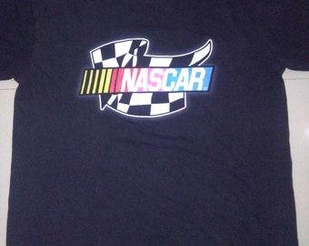 Vintage official Nascar t-shirt XL