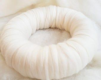 Baby Photo Prop Posing Pod Nest Basket White