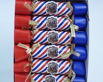 Party Poppers (Stars & Stripes)