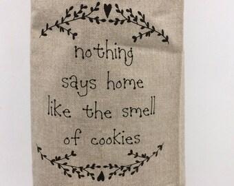 Crochet Hanging Towel , Kitchen Towel, Hanging Kitchen Towel, Black Kitchen Towel, Hanging Towel, Crochet Towel Topper