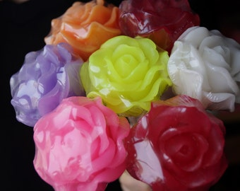 Soap ''Rose'' Handmade soap Natural soap Homemade soap Bath and body Organic soap Glycerin soap Gifts for her Gift for women Gift ideas