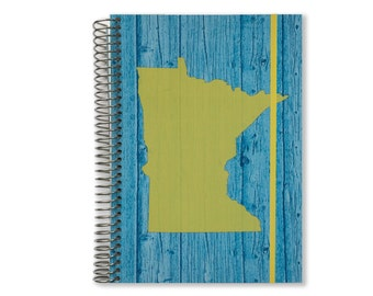 2018 Planner | Weekly Planner | Pick Your State | 2018-2019 Organizer | Personalized Planner | Weekly Monthly Planner