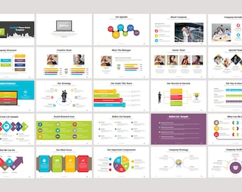 Accolade Powerpoint Template