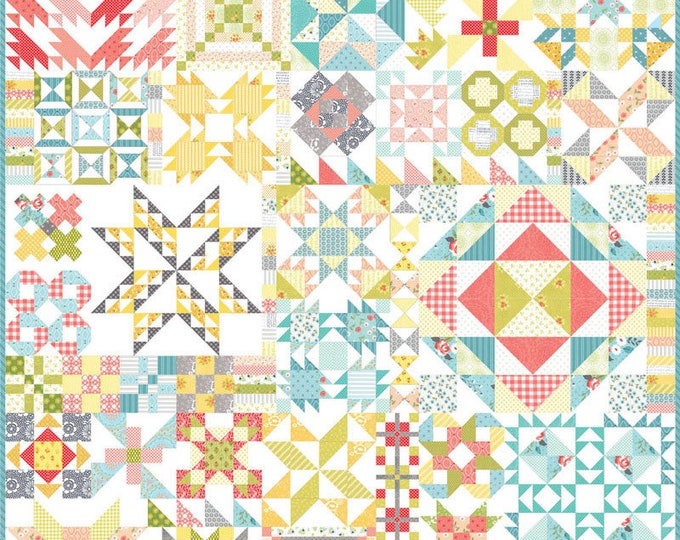 Featured listing image: Color Cuts Kit KITCCUTS by Moda