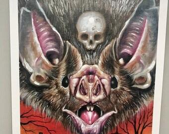 Clearance Vampire bat