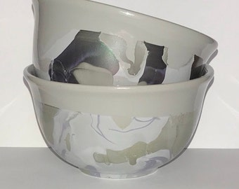 Custom Marble Trinket Bowls