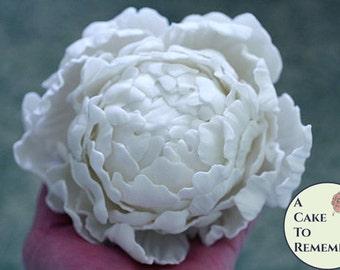Gumpaste Flowers Tutorials Bundle for cake decorating-- All three Including Peonies, Hydrangeas and Spring Flowers. Digital download