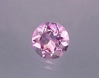 9mm round amethyst gem stone gemstone faceted natural