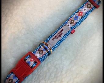 Small Dazzling Diamond dog collar
