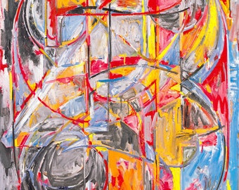 Jasper Johns 0 Through 9, 1961