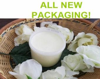 Everyday Avocado & Argan Hair Whip cream 8.5 oz moisturizer butter organic lotion sheen shine softener