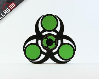 ORIGINAL BioHazard Fidget Spinner