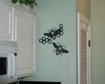 Honeybee Trivets