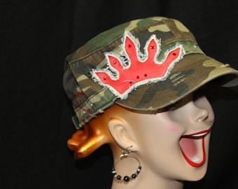 Queen Cadet Hat