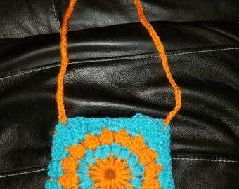 Kids Crochet Purse