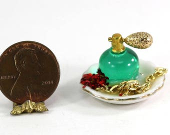 Miniature Witch's Vanity Tray