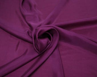 402139-taffeta natural silk 100%, wide 110 cm, made in India, dry cleaning, weight 58 gr, price 1 meter: 26.50 Euros