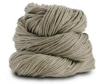Organic Cotton Yarn 150 Yards, Gravel