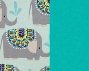 Elephant baby wrap