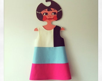 chelsea II : modern girl dress