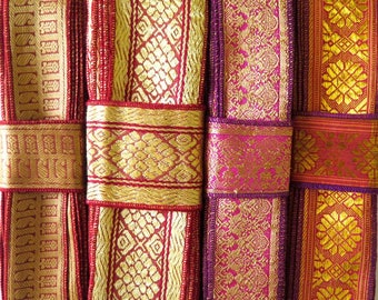 Vintage Sari borders, Sari Trim SR709