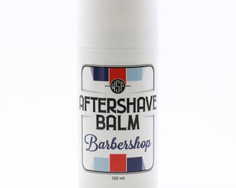 Cooling Aftershave Balm 3.4oz 100ml (Barbershop) FREE SHIPPING