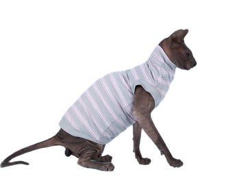 Kotomoda CAT WEAR Turtleneck maxi Pajamas