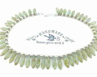 Ankle Bracelet, Sterling Silver Anklet, Beaded Anklet Handmade, Anklets For Her, Fashion Jewelry, Ankle Bracelet, Gift for Her, Jewelry.