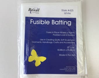 "Bosal Light Fusible Batting425 22"" x 36"""