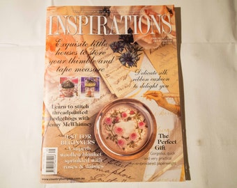 Inspirations Magazine - Issue No35 2002