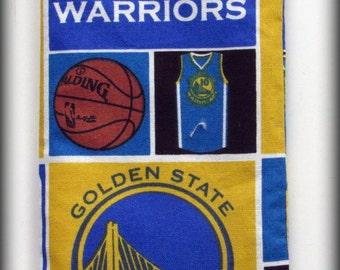 Eyeglass case - sunglasses case - glasses case - Golden State Warriors - Warriors glasses case - Warriors sunglasses case - sports glasses