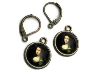 Mona Lisa Earring Making Kit
