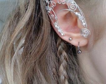 Faery ears, Elven ears, Faery ear cuffs, Elf ears